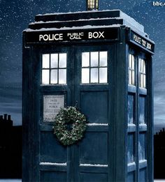 Doctor Who(Police Box)