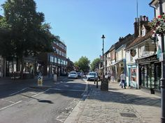 Berkhamstead - High_Street - England - Claire