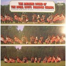 The Amazing Sound Of The Royal Scots Dragoon Guards by RCA Victor (SF 8310)