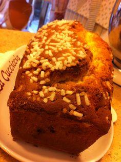 Plum cake classico di Montersino Plum Cake, Biscotti, Banana Bread, Cake Recipes, Muffin, Breakfast, Desserts, Chef, Yogurt