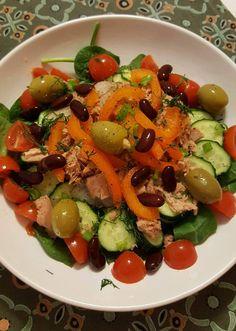 Vegan Recipes, Cooking Recipes, Vegan Food, Vol Au Vent, Caprese Salad, Clean Eating Snacks, Junk Food, Healthy Living, Food And Drink