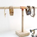 DIY Jewelry Holder for $10