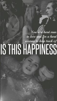 Lana Del Rey #LDR #Is_This_Happiness