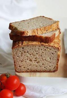 Gluten Free Recipes, Healthy Recipes, Bread Bun, Lactose Free, Vegan, Fodmap, Banana Bread, Bakery, Food And Drink