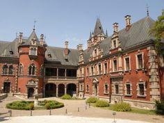Pałac w Pławniowicach Klikając na fotkę otwieramy serię zdjęć tego pałacu z opisami.