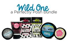 Hey, I heard you were a Wild One: A bundle. 5 products on the wild side + our new Calm Down mask. Find these and more at www.perfectlyposh.us/Detox