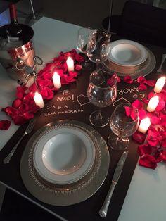 💘✨🤩👩❤️👨 ____________________________________ adorable all_pixs boyfriend couple cute fabshots forever fun genginsapgan gf girl girlfriend golook happy hot_shotz hugs ig_bestever igaddicts instabeauty instacool instafamous instagain Romantic Dinner Tables, Romantic Dinner Setting, Romantic Date Night Ideas, Romantic Dinners, Romantic Picnics, 15th Wedding Anniversary Gift, Anniversary Dinner, Ruby Anniversary, Anniversary Surprise