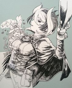 Lyzen and Ozen!