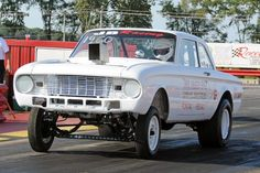 gassers   What do you guys think of gassers? - Ford Muscle Forums : Ford Muscle ...