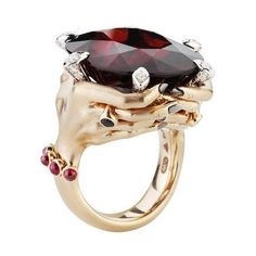 Webster launches The Seven Deadly sins Stephen Webster seven deadly sins collection: Rage ring.Stephen Webster seven deadly sins collection: Rage ring. Jewelry Rings, Jewelry Accessories, Fine Jewelry, Weird Jewelry, Wire Rings, Stephen Webster, Seven Deadly Sins, Schmuck Design, Ring Verlobung