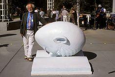Arneson and Bookhead, 1991  (Jim von Rummelhoff/UC Davis photo)