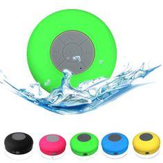 Subwoofer Portable Ducha Impermeable Inalámbrica Bluetooth Altavoz Manos Libres…