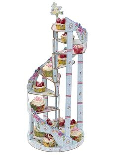 Party Ark's 'Truly Scrumptious Spiral Cake Stand'