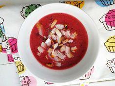 Kókusztejes meggyleves kis csavarral - Kicsi Vú 5 elem konyhája Thai Red Curry, Ethnic Recipes, Food, Essen, Meals, Yemek, Eten