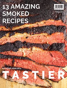 mag-cover-slider Vegetarian Grilling, Healthy Grilling Recipes, Barbecue Recipes, Barbecue Sauce, Vegetarian Food, Big Green Egg Bbq, Green Eggs, Smoked Corned Beef, Smoked Whole Chicken