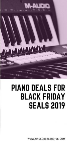 Piano Deals For Black Friday Seals 2019 – Nas Kobby Studios - Music World 2020 Music Love, New Music, Music Education, Music Teachers, Music Classroom, Teaching Music, Music Bulletin Boards, World 2020, Workout Schedule