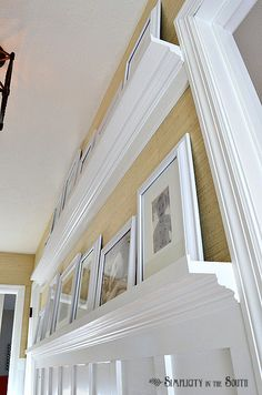 Board, Batten and Beauty on a Budget: Cottage Charm Hallway Reveal - Simplicity in the South