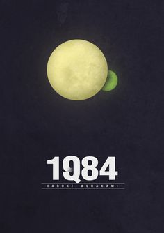 1Q84 - Currently my favourite book. I'm purposely reading it very slowly because I don't want it to end.