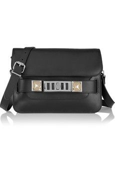 Proenza Schouler PS11 mini leather shoulder bag