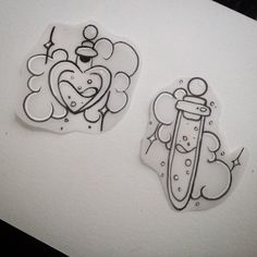 Some magical potion bottles available :) charlotteannharris96@gmail.com #potionbottle #potionbottletattoo #bottletattoo #magictattoo #magicaltattoo #kawaiitattoo #kawaii #cute #cutetattoo #tattoo #tattoodesign #tattooapprentice #tattooapprenticeship #apprentice #apprenticeflash #apprenticetattoo #apprenticetattooist #tattooflash #tattooflashed #topclasstattooflash #topapprentices #girlytattoo #girlswithtattoos #tattoosforgirls #tattoosforwomen #castleink #artist #birminghamartist…