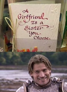 Just Lannister Things...Oh Jamie, you crack me up!