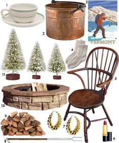 """21 things to make your home + self look like """"White Christmas"""" #movie"""