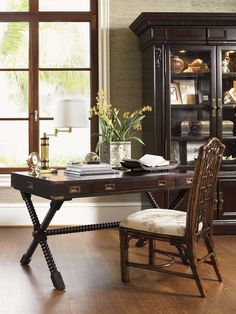 Tommy Bahama By Lexington Home Brands Royal Kahala Poets Crossing Writing Desk The Tommy Bahama Royal Kahala Poets Crossing Writing Desk Makes A Great