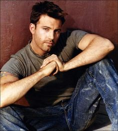 Ben Affleck - He is my favorite...shew!