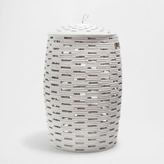 WOODEN LAUNDRY BASKET WITH COMPARTMENTS - | Zara Home United States of America