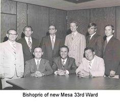 Bishopric of 33rd Ward