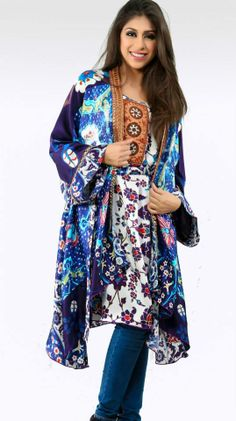 """Women Floral Shirts by Shamaeel Ansari"" is the name of this presented collection and in the first paragraph we are discussing about the designer who is presenting it. Shamaeel Ansari is in the line of fashion industry for almost 25 years and ...More detail available at http://www.newfashioncorner.com/women-floral-shirts-by-shamaeel-ansari/"