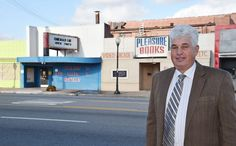 Vince Amaro buys Cinema Blue, Pleasure Books and Birmingham Adult Books in an attempt to save historic community of East Lake