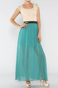 salediem.com has the summer dresses for less.  Shipping is FREE Lace Maxi Dress