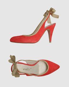 love. this. shoe. Renatta Jop slingbacks.