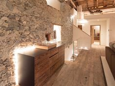 Luxury restored in a 300 year old house in St. Moritz, Switzerland Luxury restored in a 300 year old house in St. Chalet Design, House Design, Restoring Old Houses, Casa Hotel, Chalet Interior, Home Id, Luxury Real Estate, My Dream Home, Luxury Homes