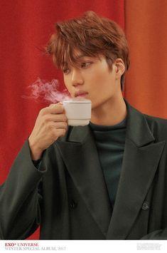 Kai #EXO 2017 Winter Special Album '#Universe'