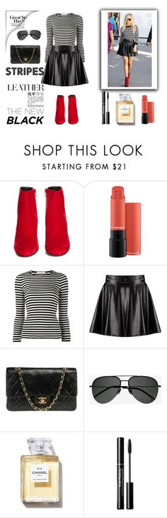 """Geen titel #115"" by xsdjx ❤ liked on Polyvore featuring Yves Saint Laurent, Philosophy di Lorenzo Serafini, Boohoo and Chanel"