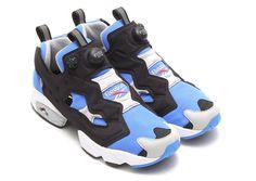 "Reebok Insta Pump Fury ""Sax"" - SneakerNews.com"