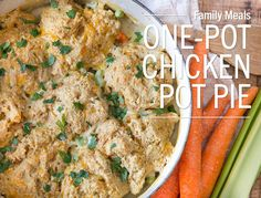 One-Pot Chicken Pot