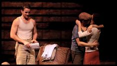 """Broadway Opening Night: """"Bonnie & Clyde"""" Starring Jeremy Jordan and Laura Osnes Bonnie And Clyde Musical, Bonnie And Clyde Photos, Bonnie Clyde, Musical Theatre Broadway, Theatre Stage, Theater, Broadway Shows, Laura Osnes, France Flag"""
