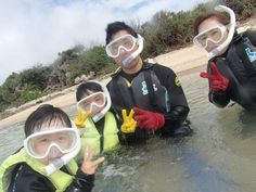 沖縄の海最高でした~! - http://www.natural-blue.net/blog/info_4826.html