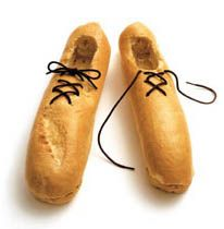Bread Shoes by Pret A Manger