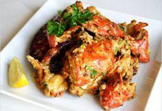 Stir-fried Lobster