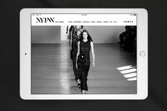 NYFW by Haider Muhdi & Mother Design — The Brand Identity