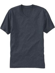 Men's Classic V-Neck Tees | Old Navy   size:medium