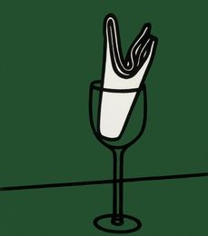 Patrick Caulfield - Her hankerchief swept me.(Cristea 38 d), 1973 Classical Realism, Green Furniture, Elements Of Art, Modern Prints, Artist Art, Screen Printing, Pop Art, Contemporary Art, Art Gallery