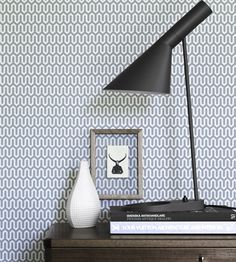 Interior Design Classic, Retro | Ypsilon Wallpaper by Borastapeter | Jane Clayton