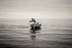 Stille am Meer von Agora Bilddiskussion intensiv