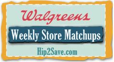 Walgreens Deals 11/23-11/26 (Four Day Sale) – Hip2Save