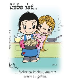 """""""Love is ."""": The legendary cartoons now also at - .-""""Liebe ist…"""": Die legendären Cartoons jetzt auch bei – """"Love is …"""": The legendary cartoons now also at – - Love Is Comic, Love Is Cartoon, Romantic Love Quotes, Self Love Quotes, Love Yourself Quotes, Crazy Funny, Good Afternoon My Love, Endless Love Quotes, Unconditional Love Quotes"""